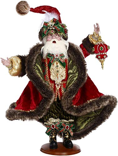 Mark Roberts Timeless Elegance Santa Limited Edition 51-97042