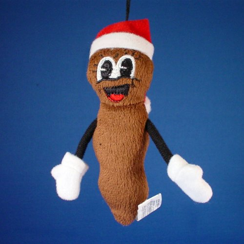 Kurt Adler 4″ South Park Plush Mr. Hankey Christmas Ornament