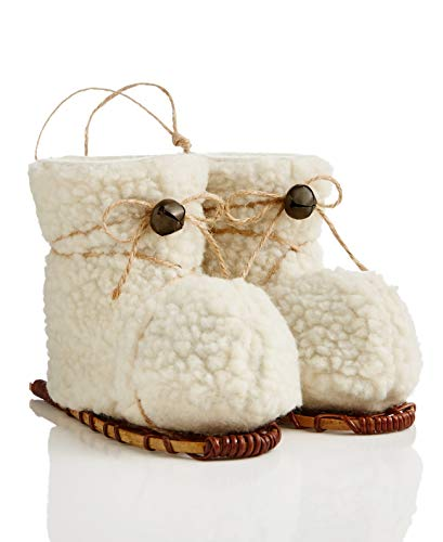 Holiday Lane Snow Boots Ornament