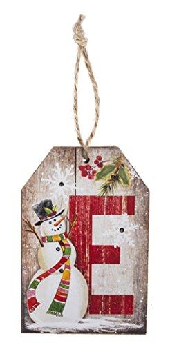 Ganz Light Up E Decorative Hanging Ornament