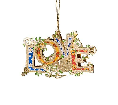 ChemArt Whimsy Wonders Love Christmas Ornament