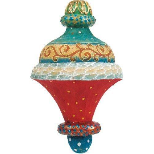 G. Debrekht Small Drop Ornament