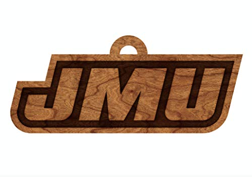LazerEdge James Madison University Ornament