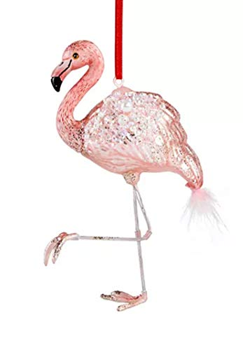 Holiday Lane Florida Flamingo Ornament