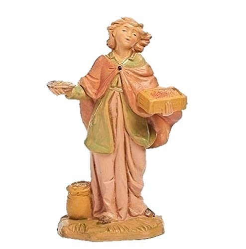 Fontanini 54112 Cassia Spice Merchant 5″ Scale Nativity Figurine