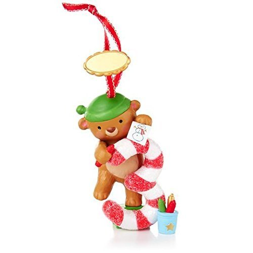 Hallmark 2014 I am Three Age Series Ornament