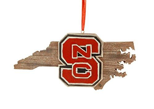 North Carolina State Hanging State Shaped Ornament