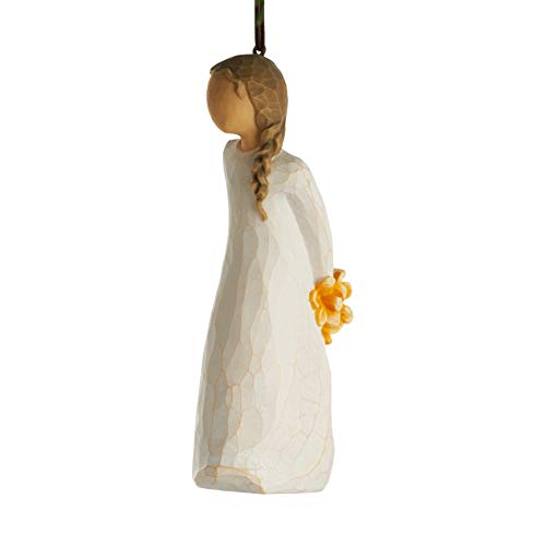 Willow Tree for You Ornament, Sculpted Hand-Painted Figure