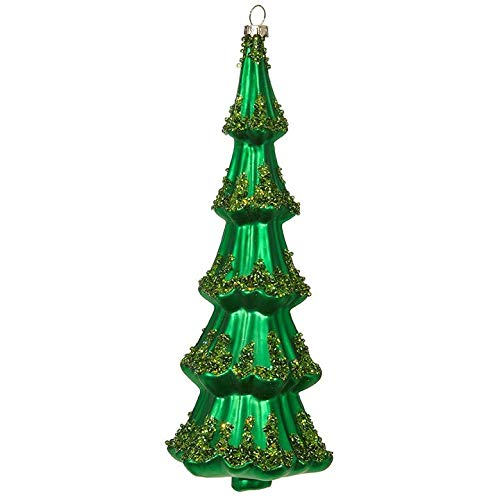Raz Imports, Tree Ornament, Green