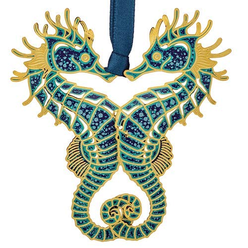 Beacon Design ChemArt Ornament – Seahorses