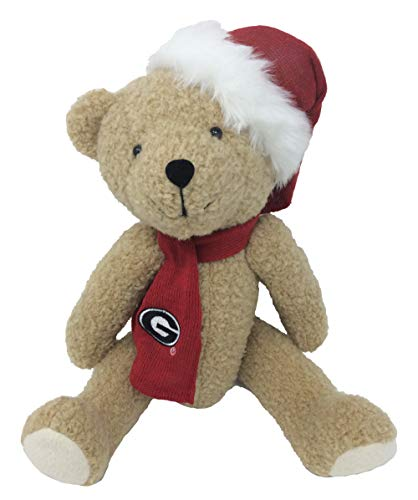 Santa's Workshop University of Georgia Christmas Bear