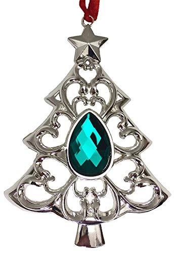 Lenox Gem Christmas Tree Christmas Ornament