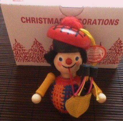Steinbach Christmas Ornament – Scottish Bagpipe Player