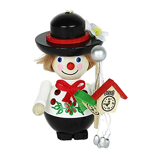 Steinbach Black Forester Christmas Tree Ornament Handmade in Germany