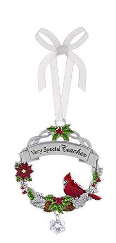 Ganz Christmas Ornament – Very Special Teacher