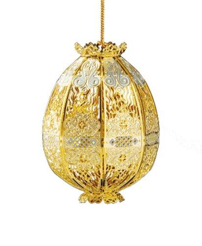 Baldwin 2007 Breton Egg Ornament