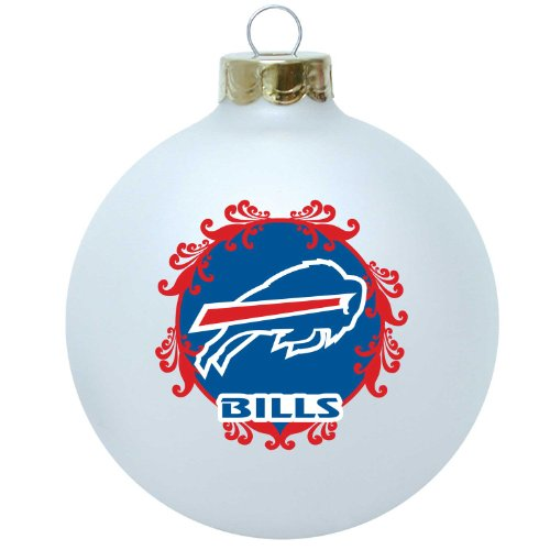 NFL Buffalo Bills Large Collectible Ornament