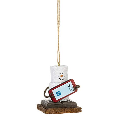 Midwest-CBK 146507 S'Mores Cell Phone Ornament