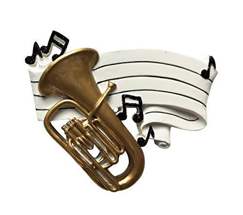 Polar X Tuba Personalized Christmas Ornament OR1688