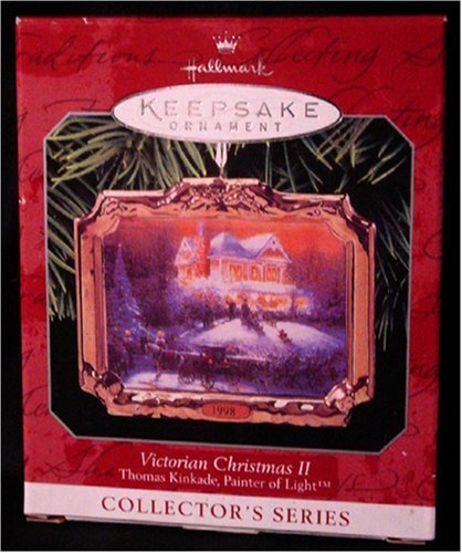 Hallmark Keepsake Victorian Christmas II Ornament by Thomas Kincade