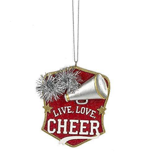 CBK Home Accents Ganz Cheerleader Ornament