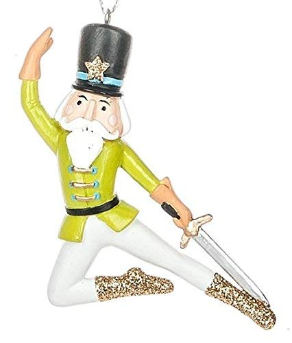 Midwest Seasons Nutcracker Ballet Dance Christmas Tree Ornament