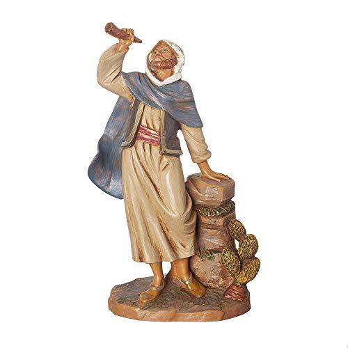 Fontanini, Nativity Figure, Phillip The Prophet, 7.5″ Scale