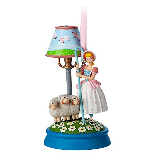 Disney Pixar Bo Peep and Sheep Light-Up Sketchbook Ornament – Toy Story 4
