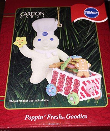 Carlton Cards Poppin' Fresh Goodies Pillsbury Doughboy Ornament