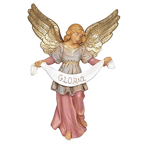Fontanini, Nativity Figure, Gloria Angel, 7.5″ Scale