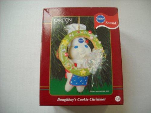 Pillsbury Doughboy Doughboy's Cookie Christmas Ornament
