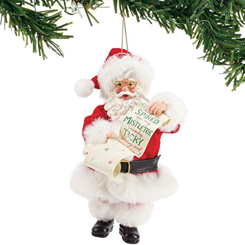 Department 56 Possible Dreams 5 Pounds Personalizable Hanging Ornament, 6 Inch, Multicolor