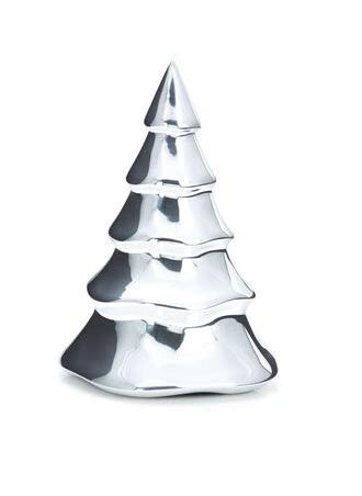 Nambe Deck the Halls Christmas Tree, Medium