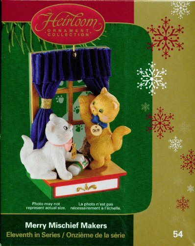 Carlton Cards Heirloom Ornament Collection