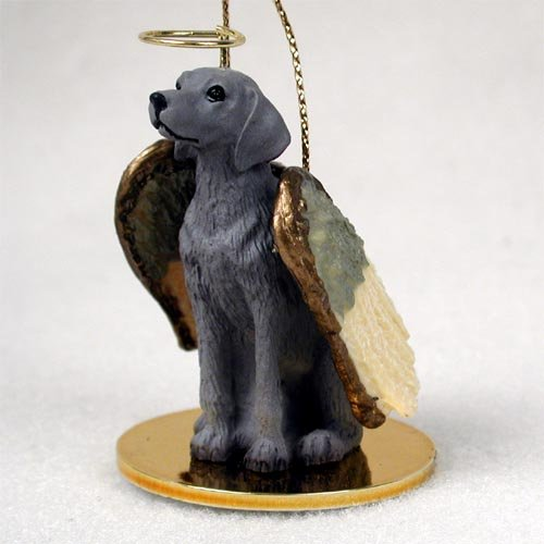 Conversation Concepts Weimaraner Pet Angel Ornament (Set of 6)