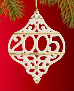 Lenox 2005 A Year to Remember Ornament, 6385645