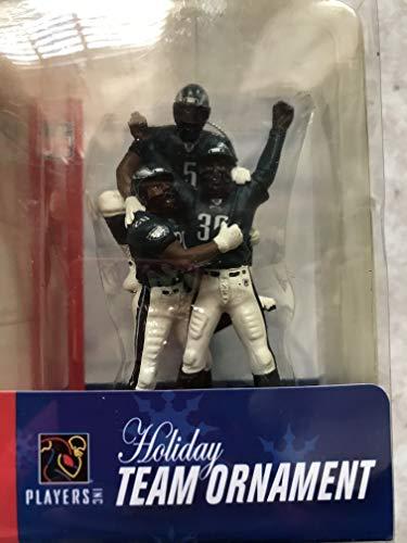 NFL Holiday Team Ornament Eagles 4″ Christmas Tree Ornament