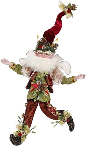Mark Roberts Collectible Pinecone Fairy Christmas Fairy – Small 10″ #51-972464