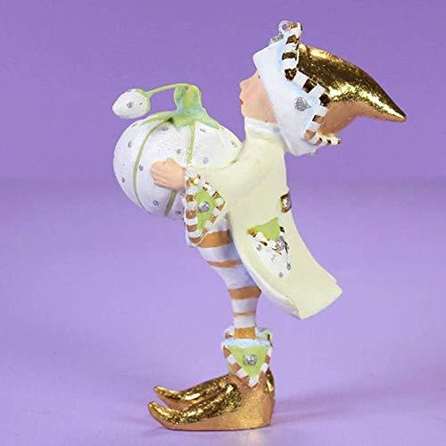 Patience Brewster Moonbeam Prancer's Tailor Elf Figural Ornament #31251