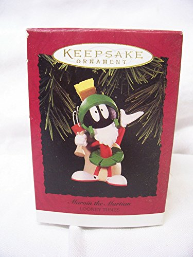 Hallmark Keepsake Ornament – Looney Tunes Marvin the Martian 1996 (QX5451)