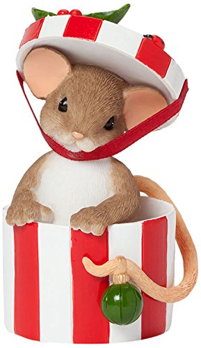 Enesco Charming Tails Gift You Need Figurine, 3.125-Inch