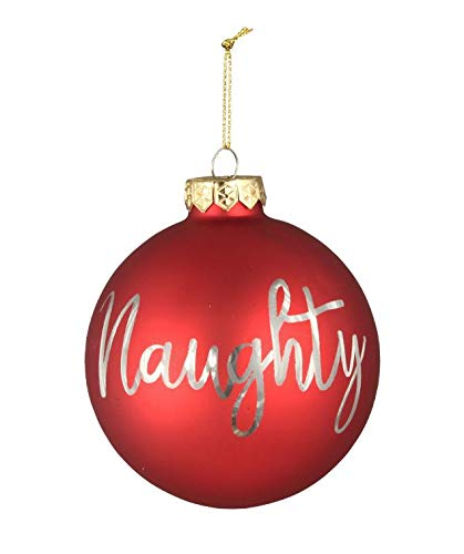 Bethany Lowe Naughty or Nice Ornament LC8332