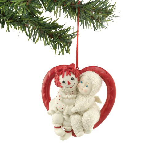 Department 56 Snowbabies Raggedy Ann and Me Ornament