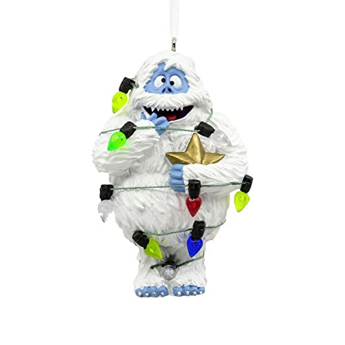 Hallmark Christmas Ornament Rudolph The Red Nosed Reindeer Bumble The Abominable Snow Monster