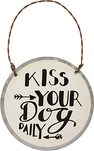 Primitives by Kathy Ornament Your Dog Home Accent