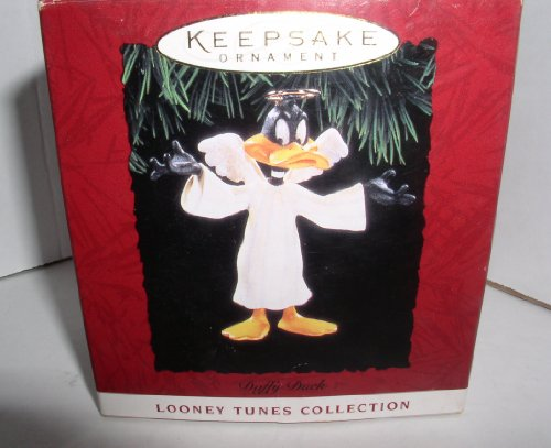 1994 Hallmark Keepsake Ornament Daffy Duck Looney Toons Collection