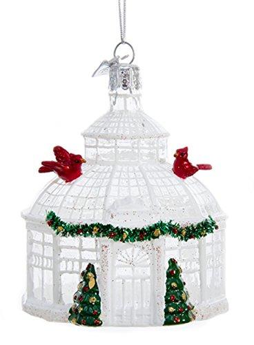 Kurt Adler 3 375″ Noble Gems Conservatory Ornament