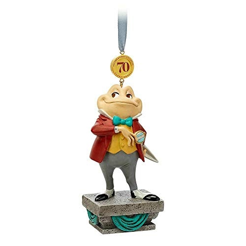 Disney Mr. Toad Legacy 70th Anniversary Ornament