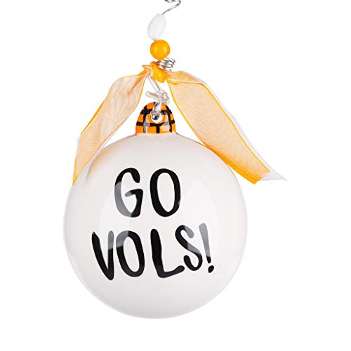 Glory Haus Tennessee Volunteers Mascot Ornament Go Vols