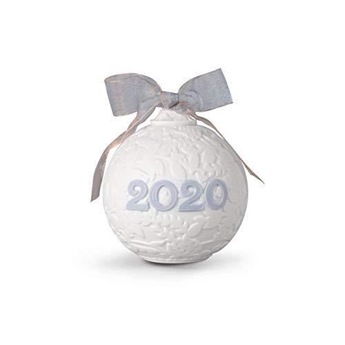Lladro 2020 Porcelain Christmas Ball #18451